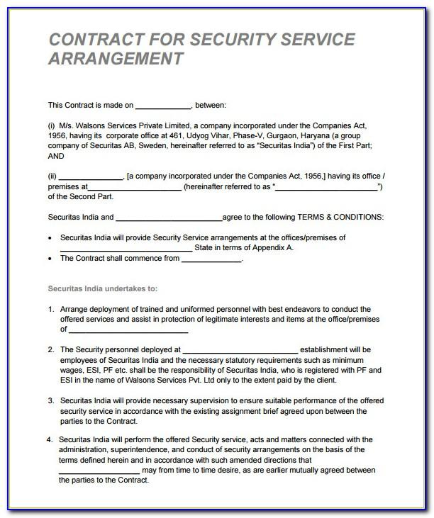 Security Guard Incident Report Writing Sample Pdf
