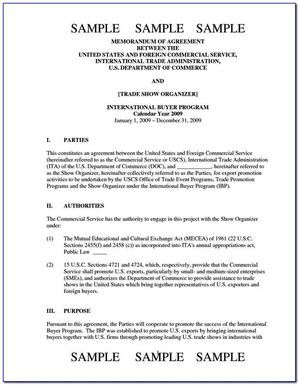 Share House Agreement Template Victoria