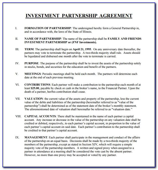 Shareholders Agreement Template Canada