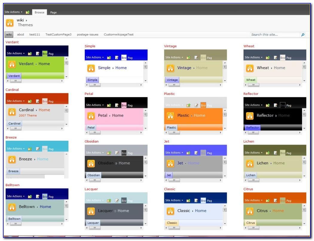 Sharepoint 2013 App Templates