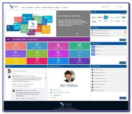 Sharepoint 2013 Crm Template Free