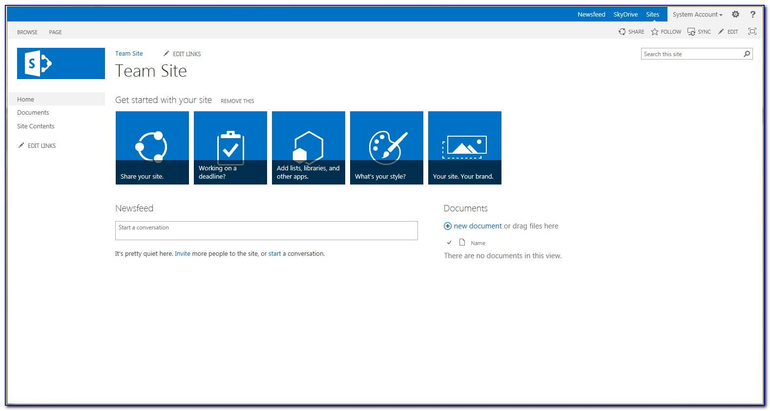 Sharepoint 2013 Templates Free
