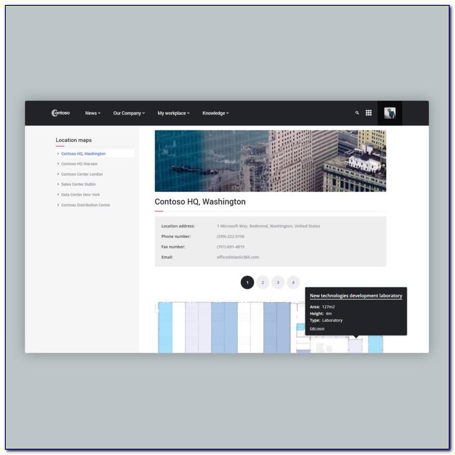 Sharepoint 365 Document Templates