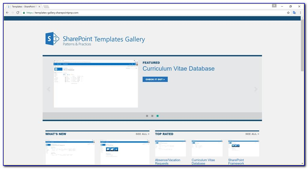 Sharepoint List Template Gallery Missing