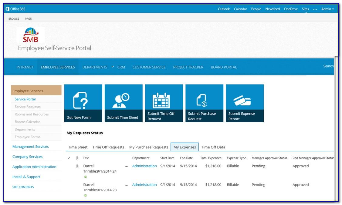 Sharepoint Online Form Templates Library