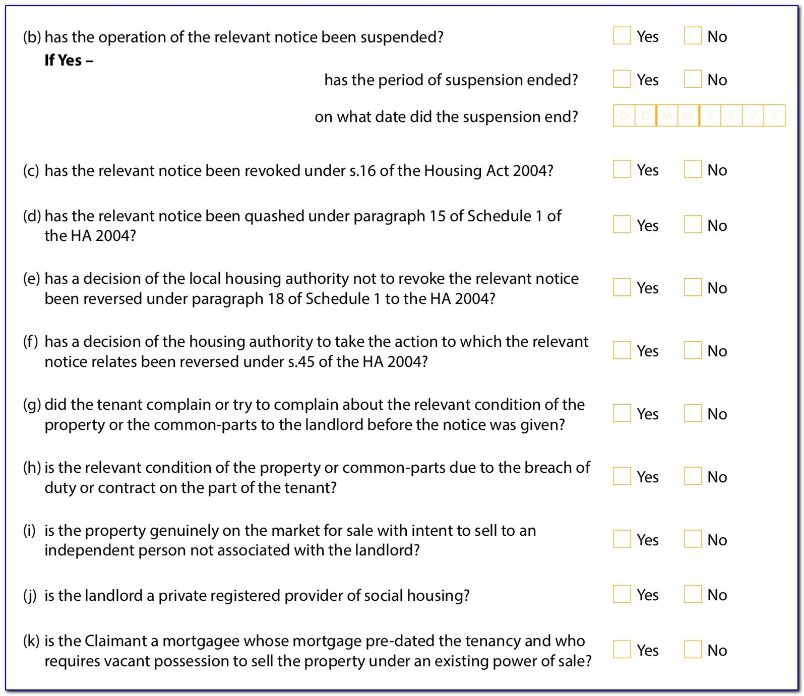 Shorthold Tenancy Agreement Form Uk