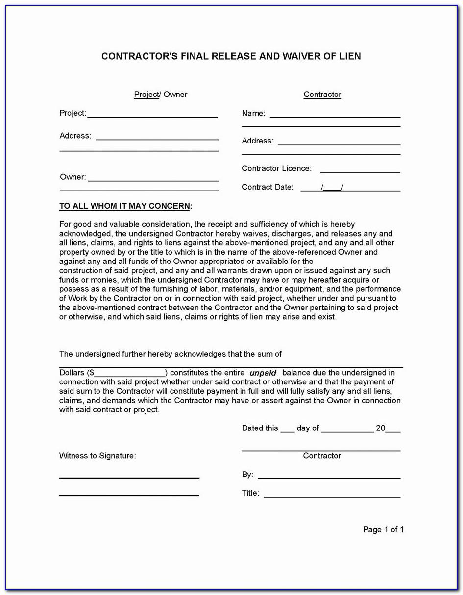 Simple Employment Agreement Template