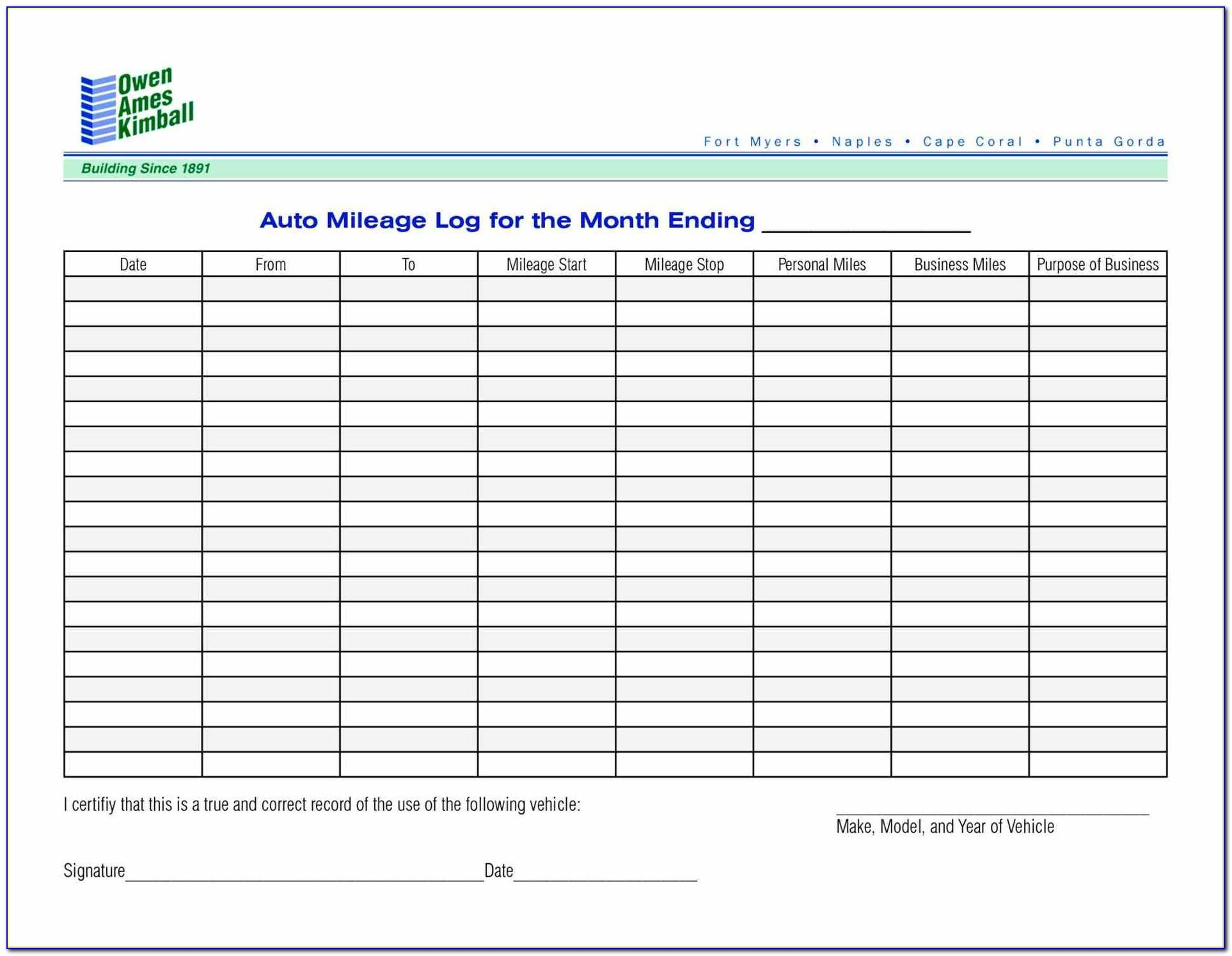 Simple Family Budget Template Excel