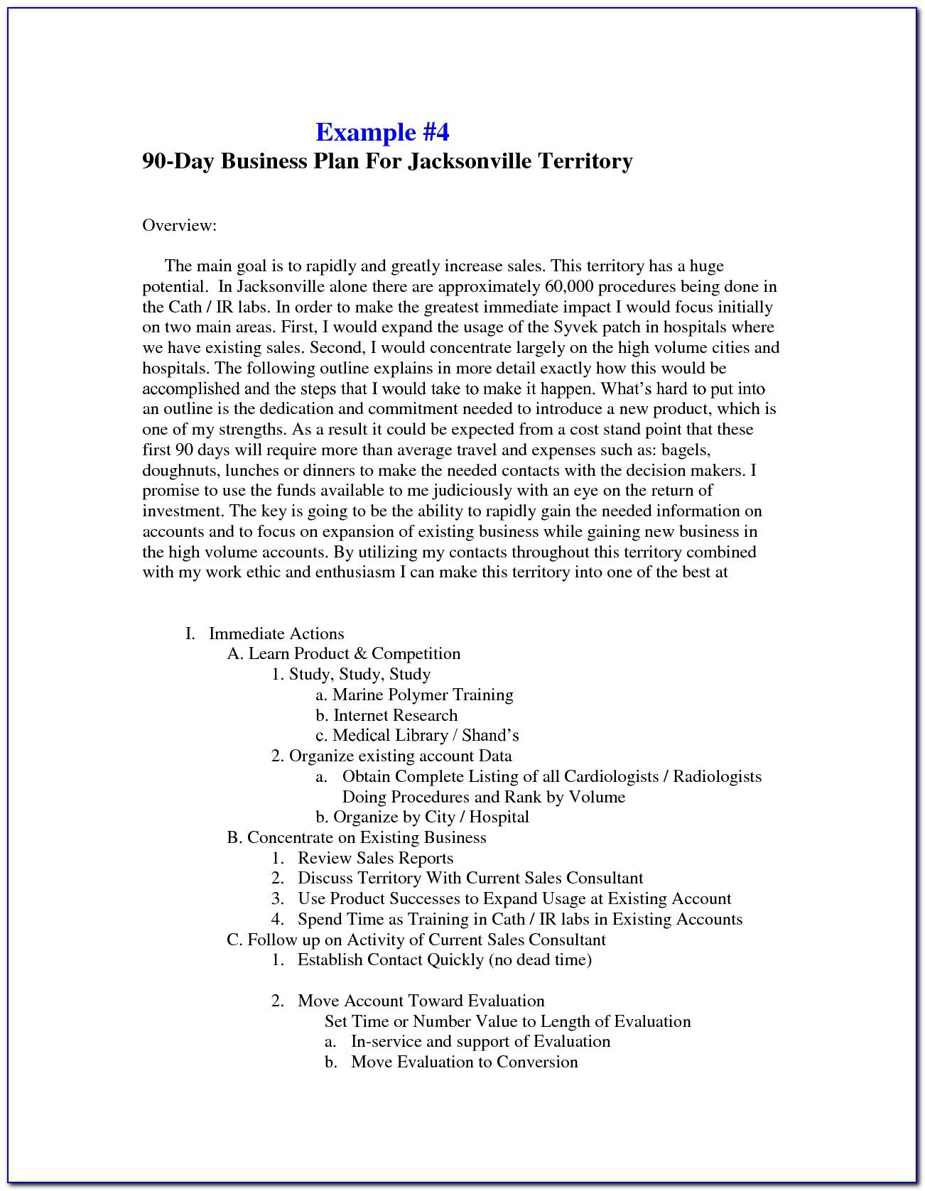 Simple Project Plan Template Uk