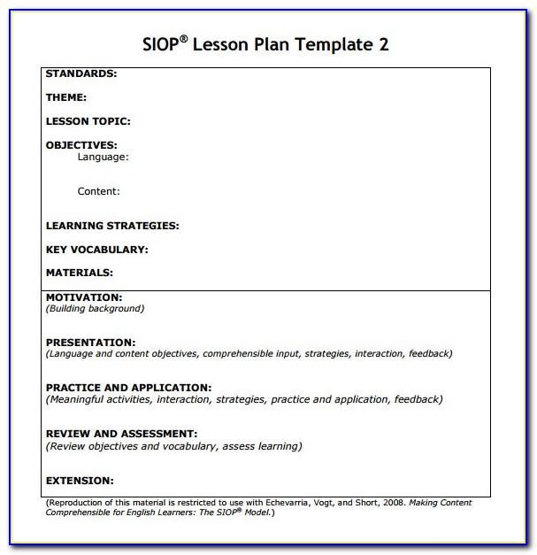 Single Page Resume Templates Free Download