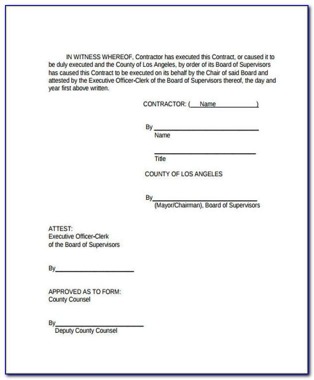 Small Business Contracts Forms