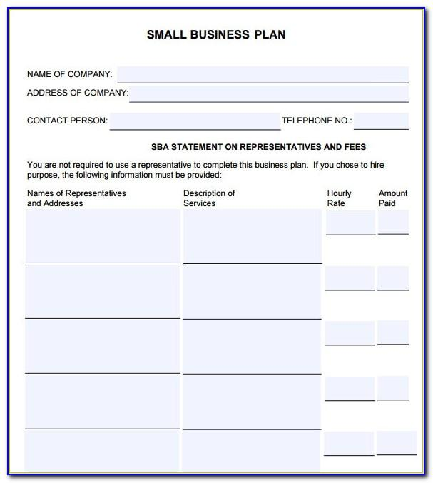 Small Business Proposal Template Free Download