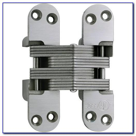 Soss Invisible Hinge 218 Template