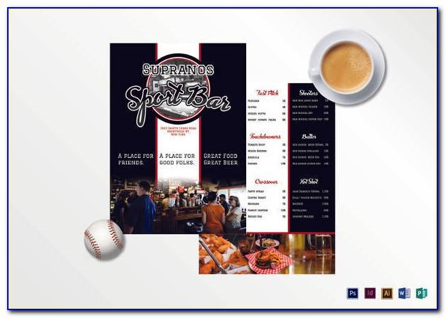 Sports Bar Business Plan Template Free
