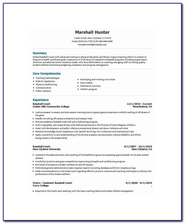 Sports Club Membership Form Template