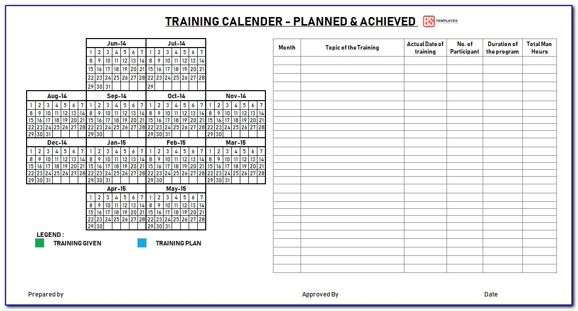 Staff Work Schedule Template Excel