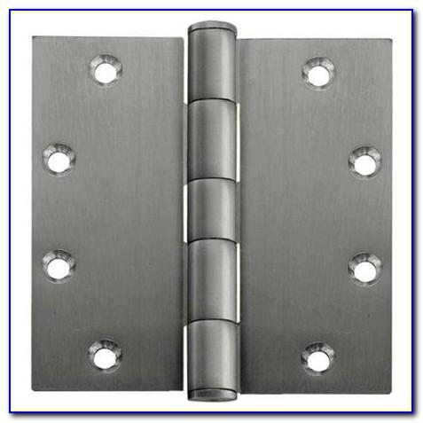 Stanley Continuous Hinge Template