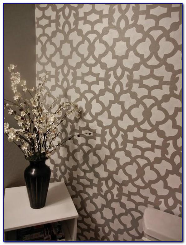 Stencil Designs For Walls Amazon