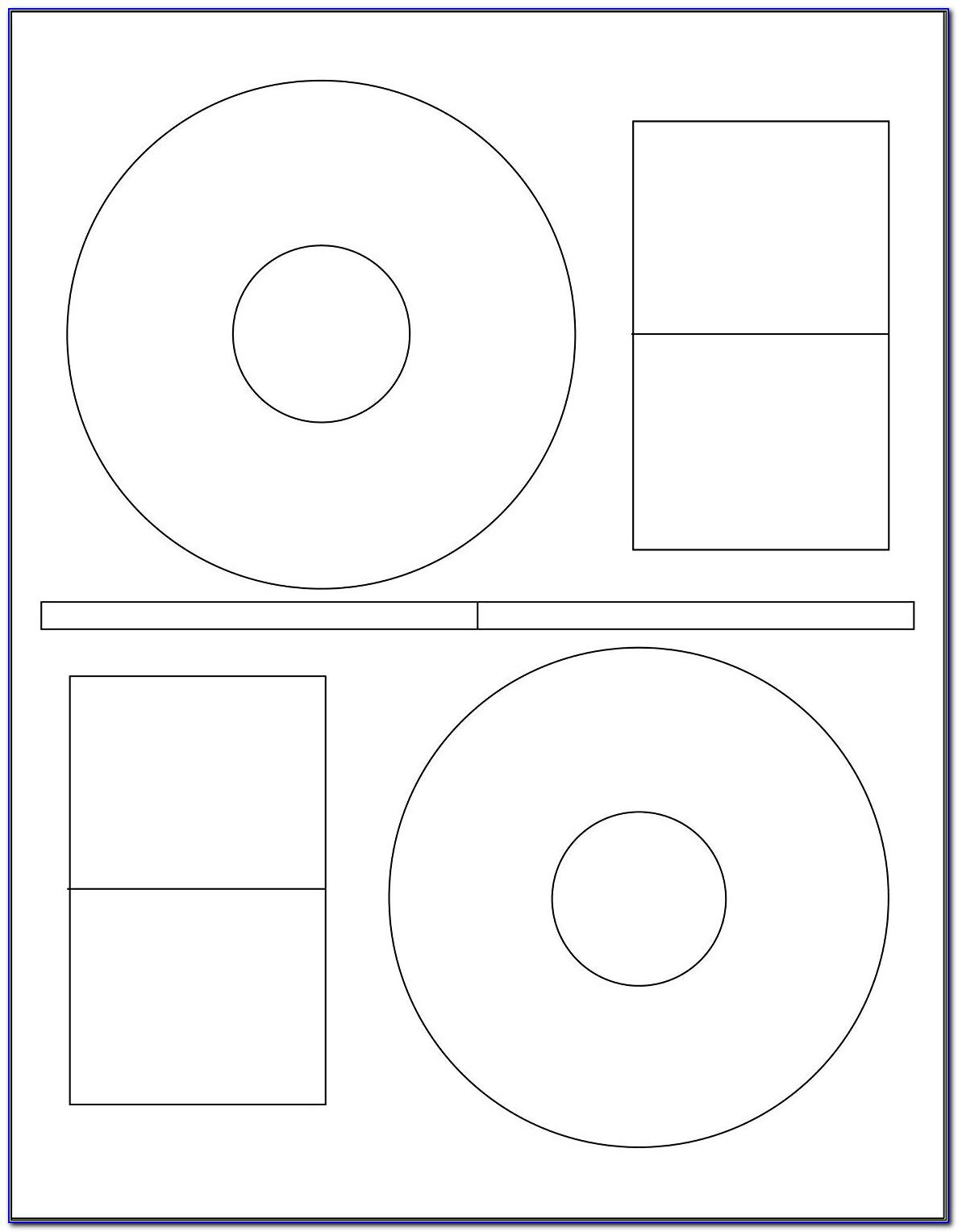 Stomper Cd Label Template Word