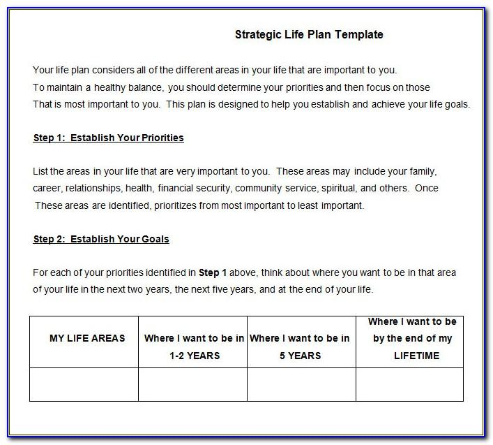 Strategic Internal Communication Plan Template