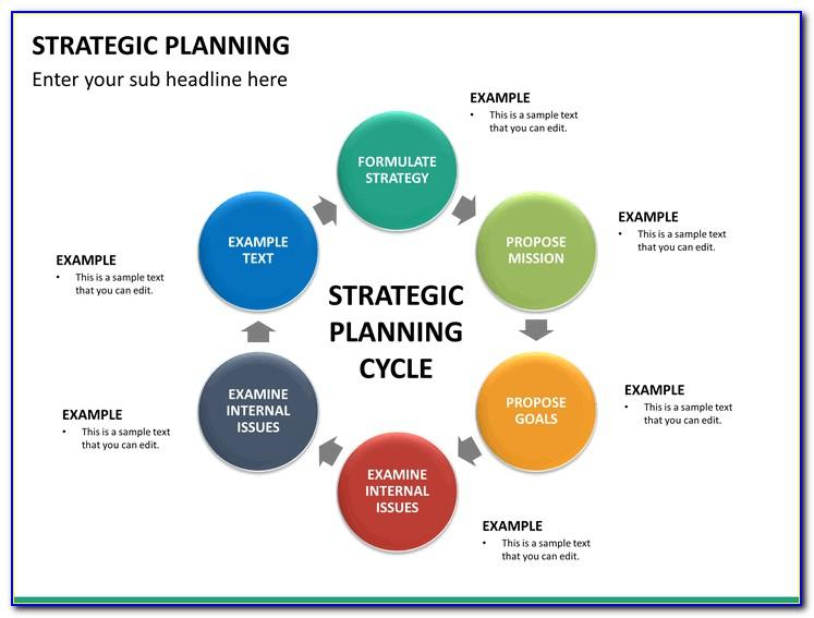 Strategic Plan Powerpoint Template Free Download