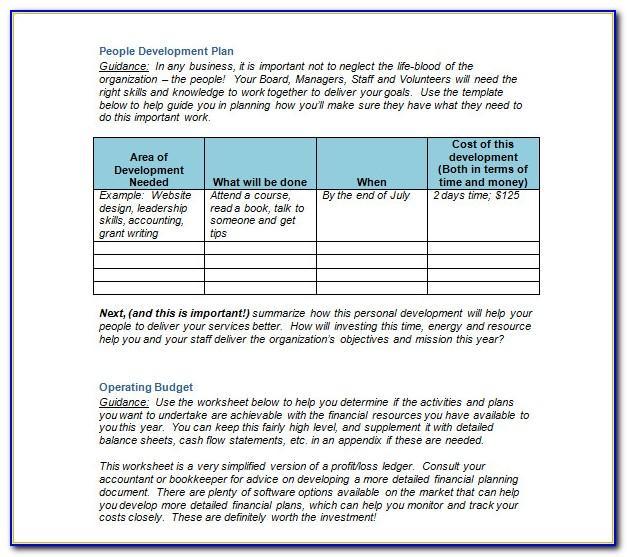Strategic Planning Templates Powerpoint