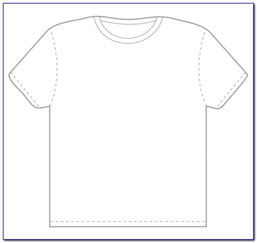 T Shirt Mockup Photoshop
