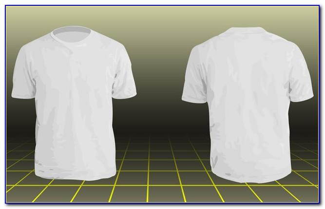 T Shirts Templates Photoshop