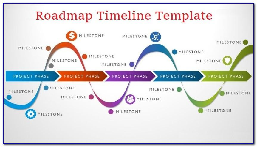 Technology Roadmap Template Ppt