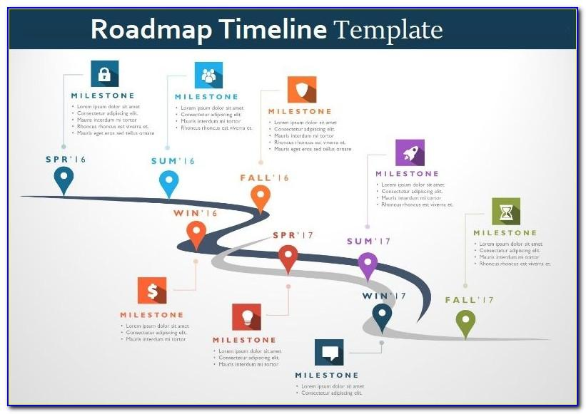 Technology Roadmap Template Word