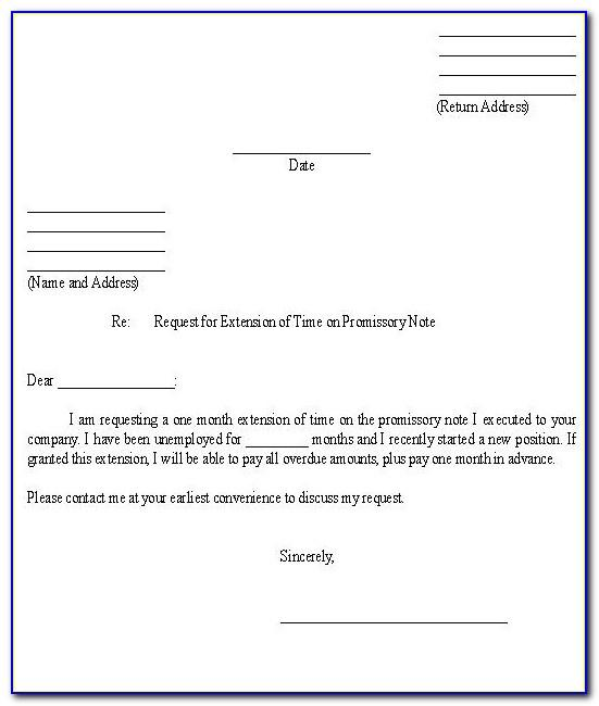 Texas Simple Promissory Note Form