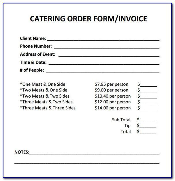 Basic Invoice Template Microsoft Word