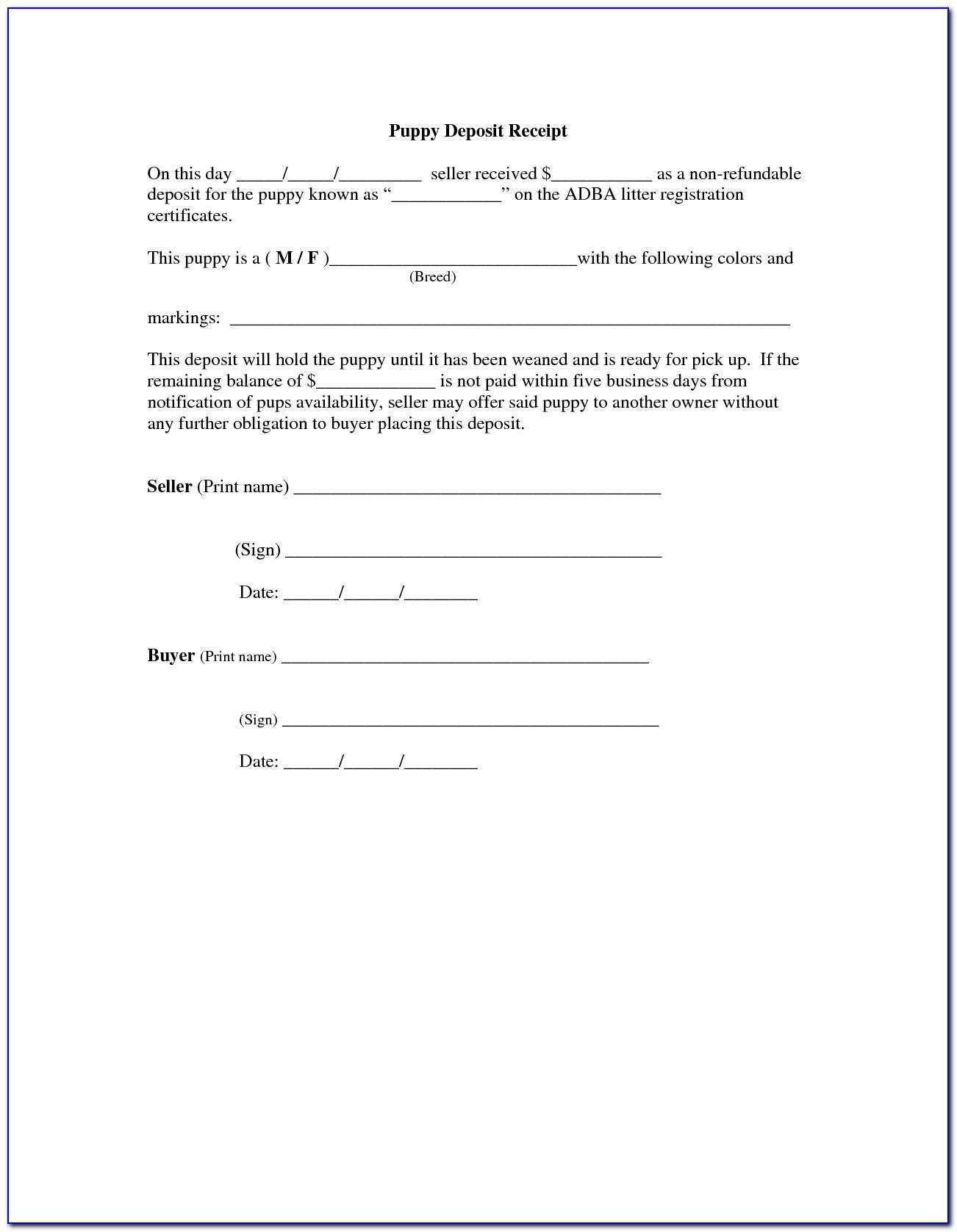 Boat Sale Contract Template Uk