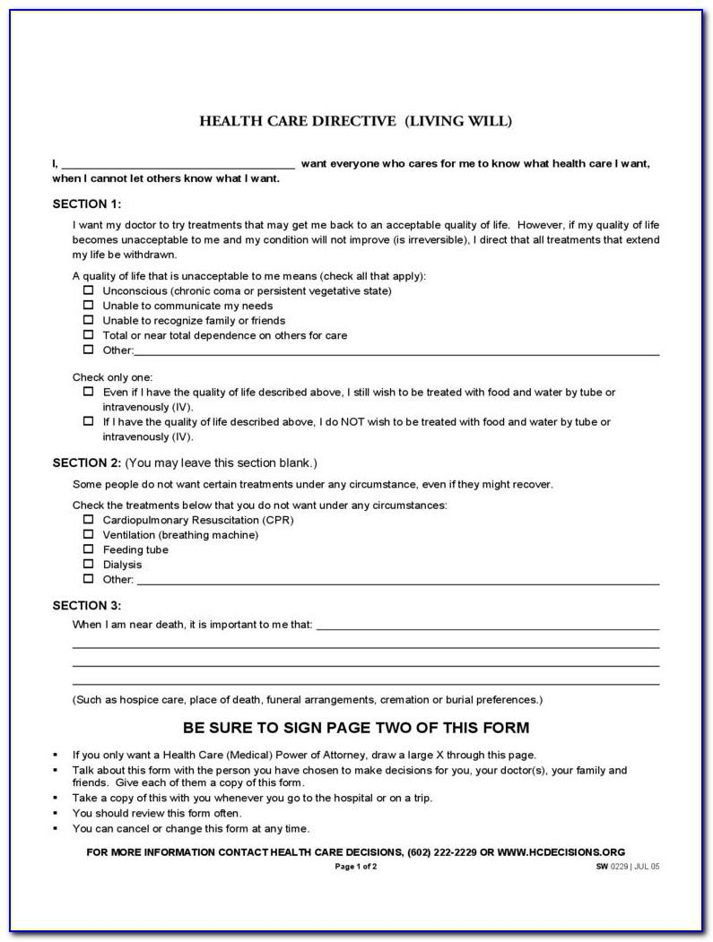 Florida Revocable Living Trust Form Free