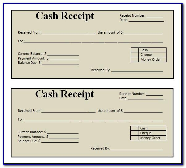 Free Car Sales Receipt Template Uk