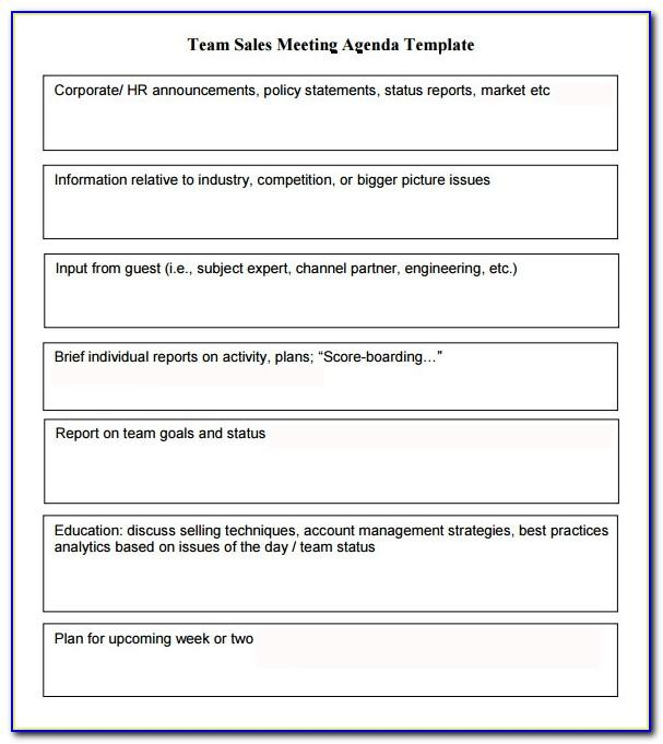 Free Sales Order Form Template Excel