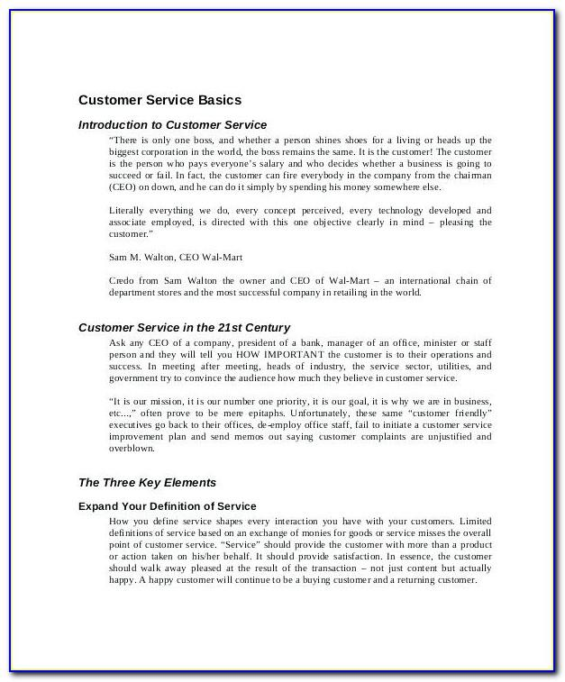 Free Sample Employee Handbook Template Malaysia