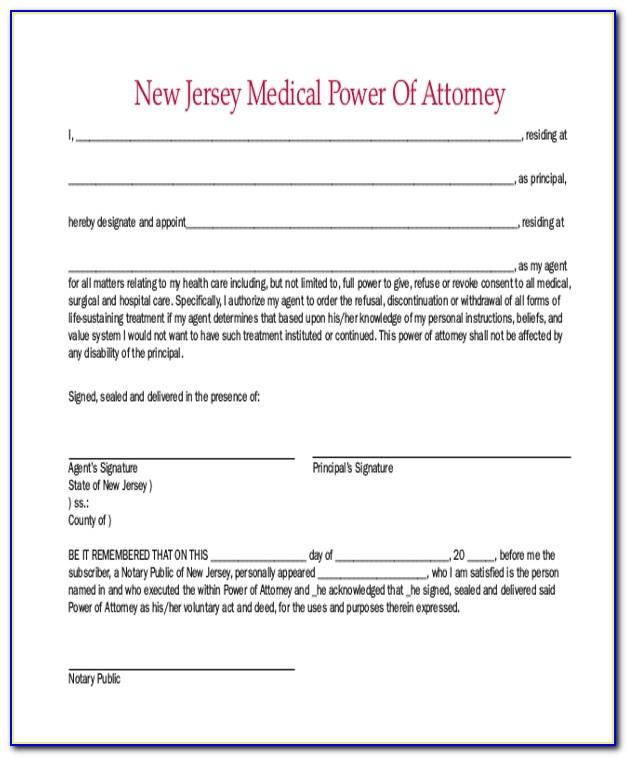 General Power Of Attorney Form India Sample