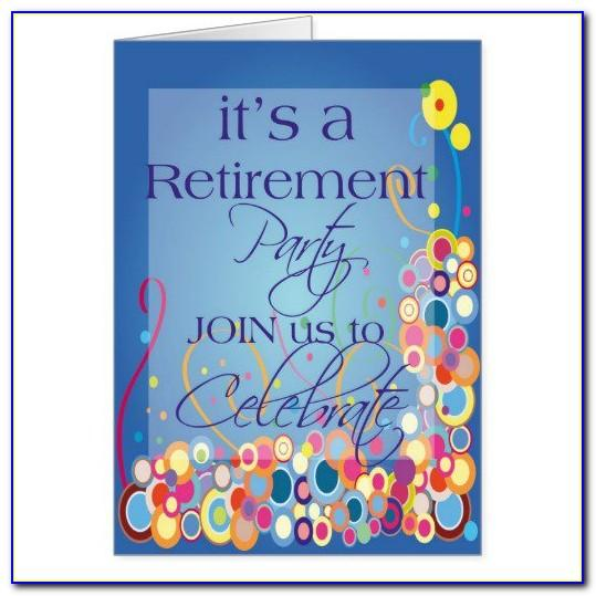 Retirement Brochure Templates Free