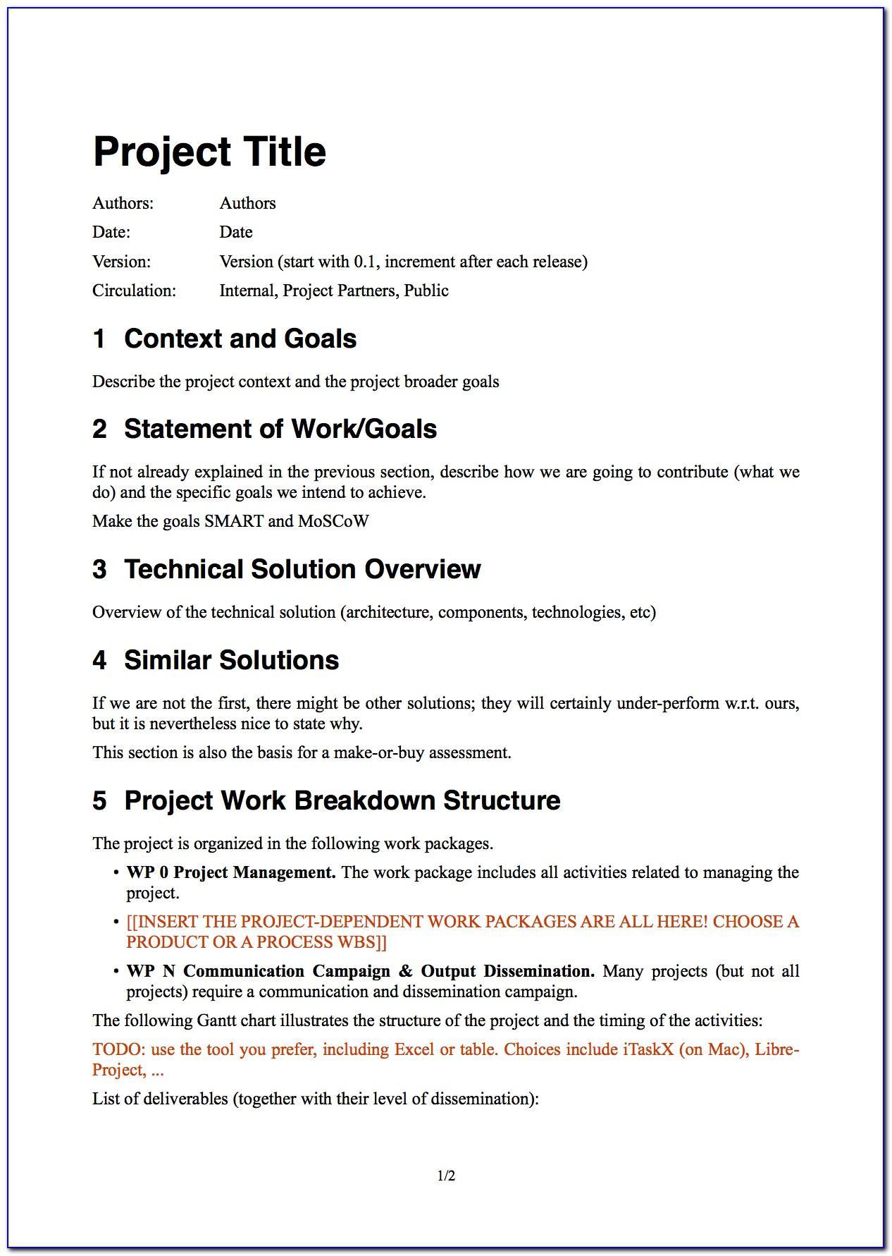 Rfp Evaluation Matrix Template