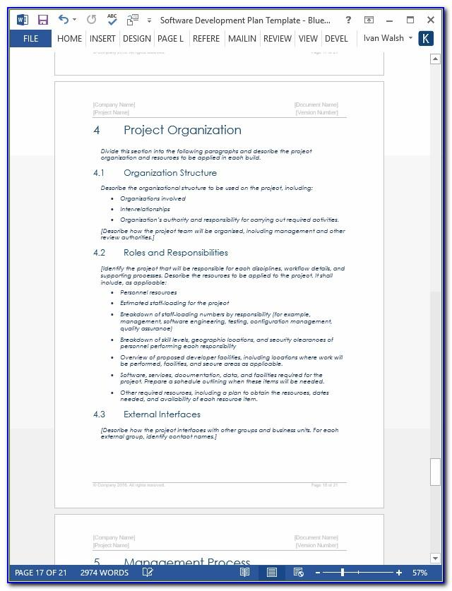 Rfp Evaluation Report Template