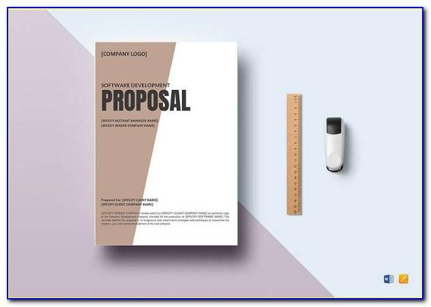 Rfp Response Template Information Technology