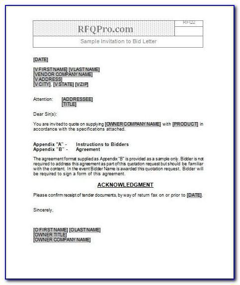 Rfp Vendor Evaluation Template