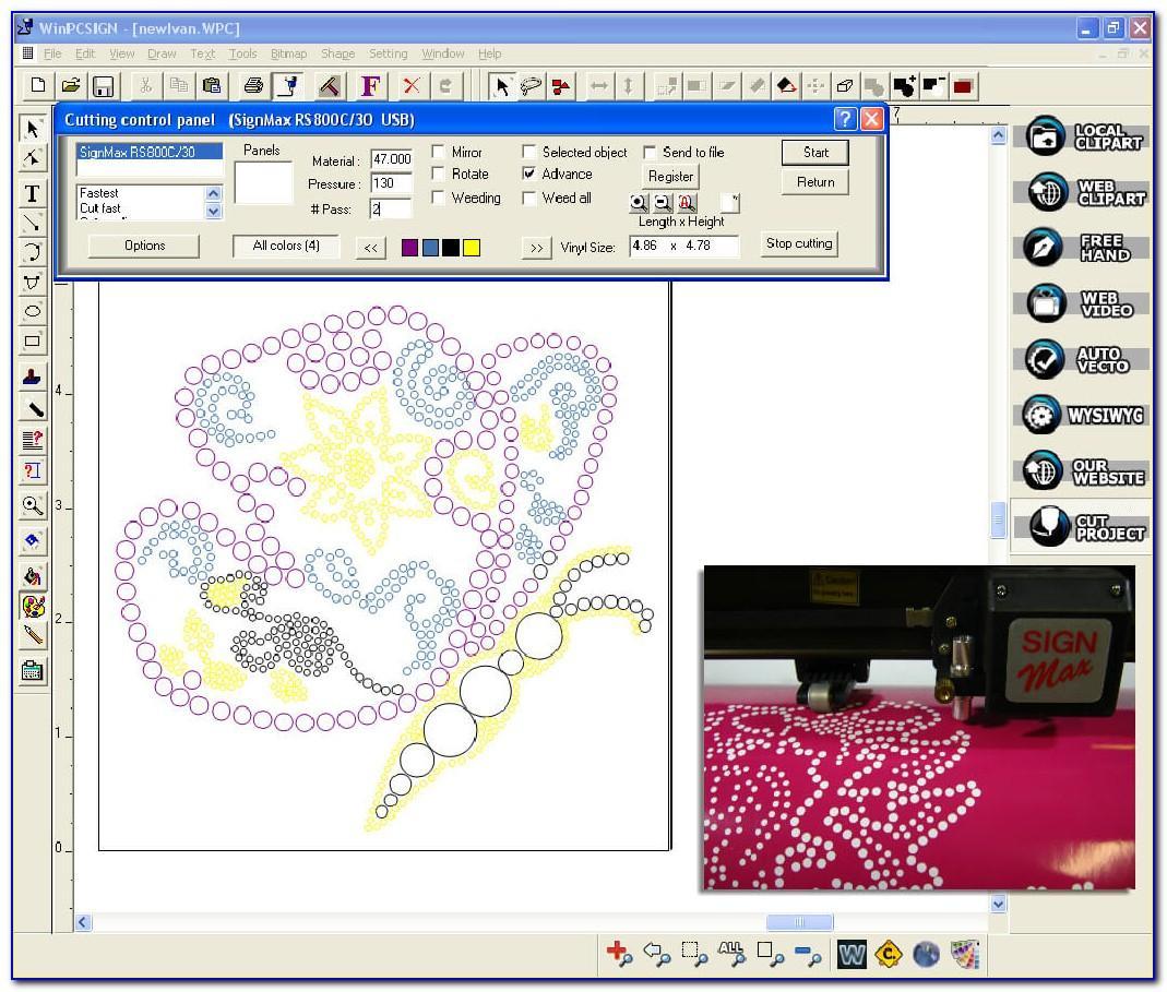 Rhinestone Design Software Machine