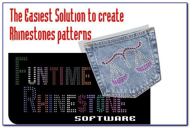 Rhinestone Template Cutting Machine