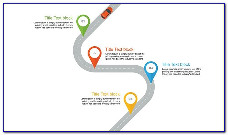 Roadmap Ppt Template Download