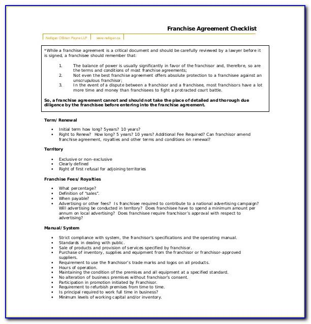 Royalty Agreement Template Canada