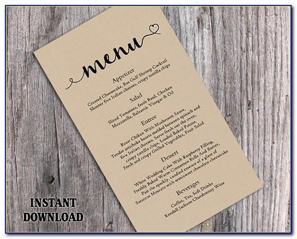 Rustic Wedding Invitation Templates Uk