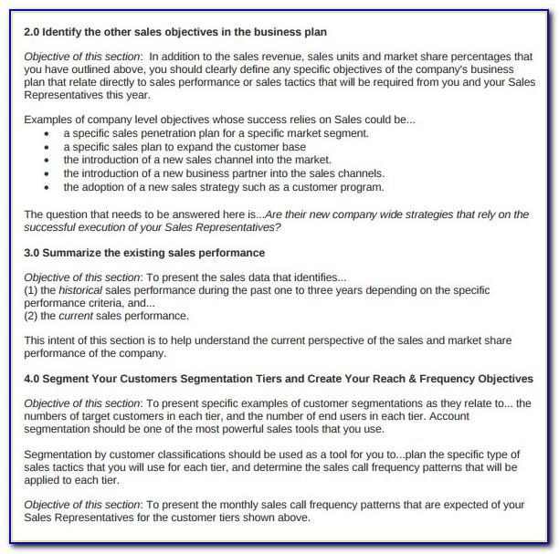 Sales Agency Agreement Template Australia