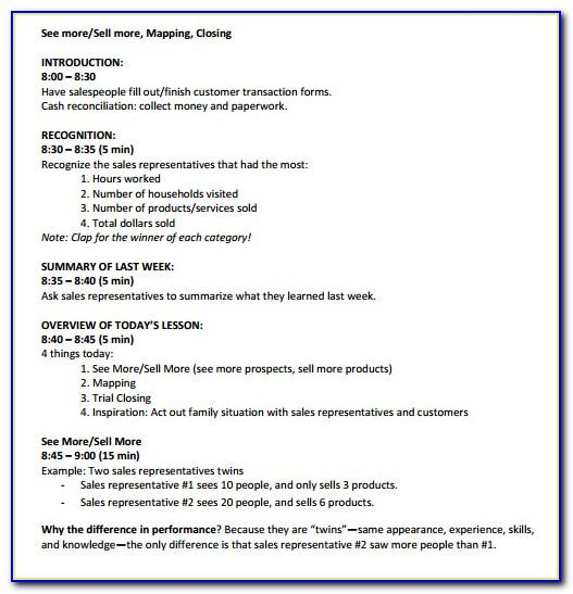 Sales Order Form Template Free